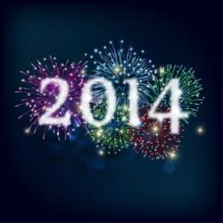 2014 nytårsfest