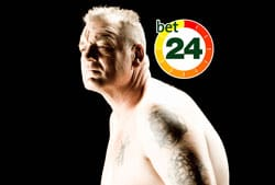 Tidligere verdensmester Super Brian