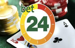 Bet 24 Poker