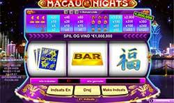Macau Nights kan sikre dig fast indkomst i 15 år!