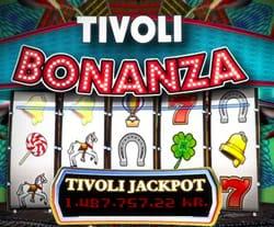 Tivoli Bonanza Jackpot - Oktober 2013