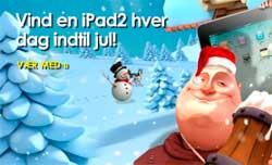 Vind en iPad2 i julekalenderen