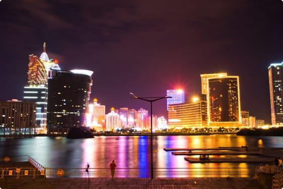 Das Las Vegas von Asien
