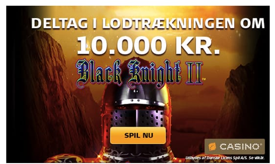 Black Knight II Spillemaskine