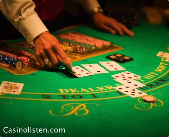 Kartenspiel Casino