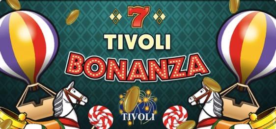 Bonanza automaten har en jackpot på 8,5 millioner kr.