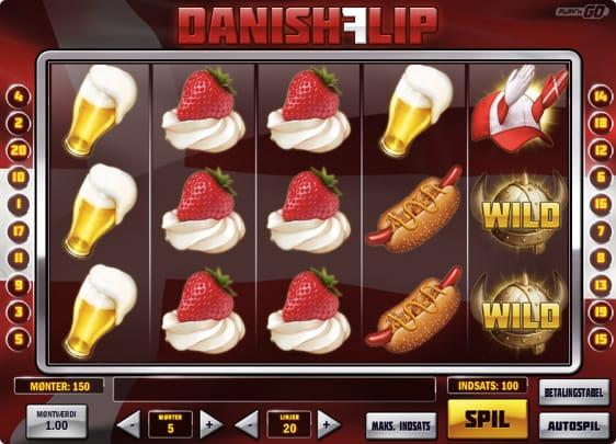 Danish Flip spillemaskine