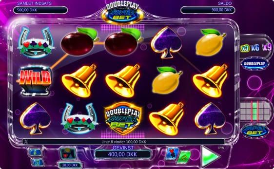 DoublePlay SuperBet spillemaskine