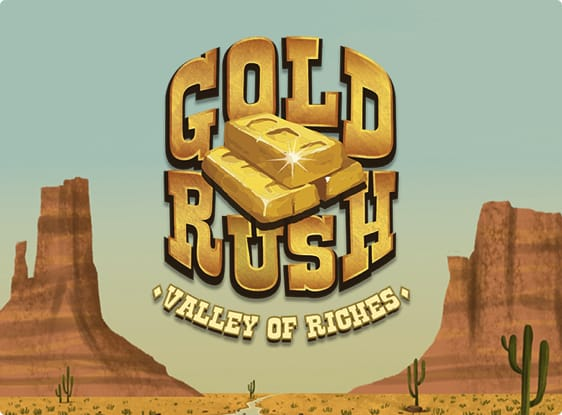 Gold Rush – Valley of Riches spillemaskine