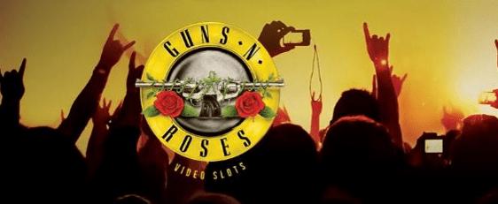 Guns N Roses spillemaskine