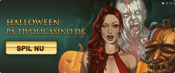Få en stor Halloween bonus med bonuskode