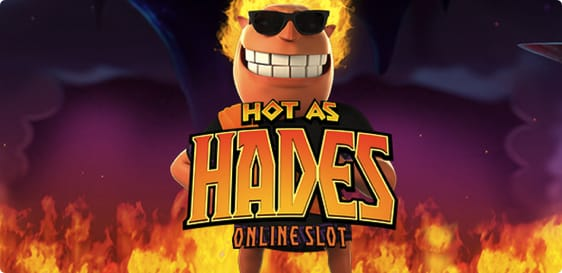 Prøv Hot as Hades fra Microgaming
