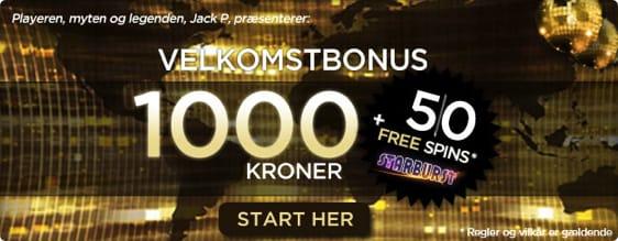 Jack P Bonuskode