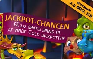 10 gratis spins