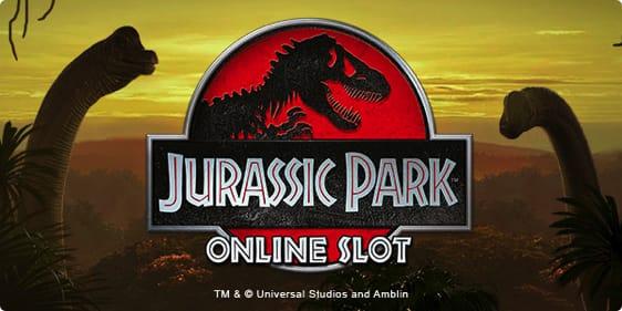 Jurassic Park Spillemaskine
