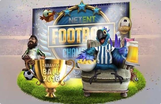 Kom til EM 2016 med Football Champions Cup automaten