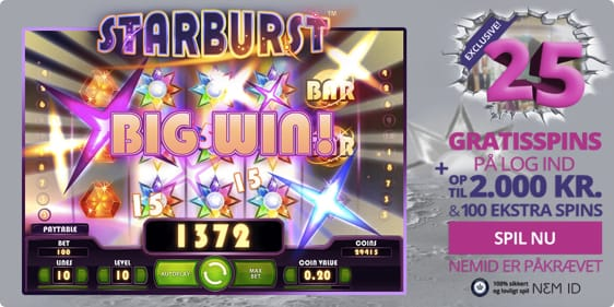 Få en eksklusiv Karamba Bonus gennem Casinolisten