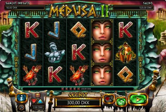 Medusa 2 spilleautomat