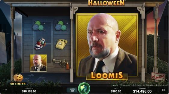 Ny Halloween spillemaskine fra Microgaming