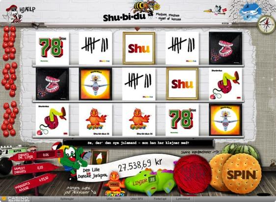 Shu-Bi-Dua automaten
