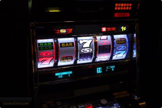 Nye generation spillemaskiner på vej til Las Vegas
