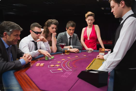 Live dealer casino hos betfair