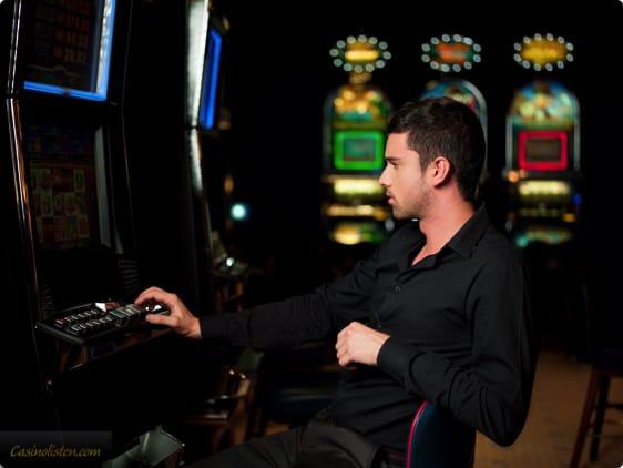 Las Vegas Spillehal online