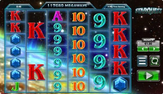 star quest spillemaskine