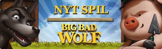 Den store stygge ulv