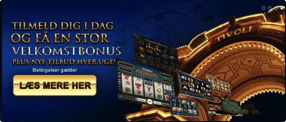 Opret en konto hos Tivolicasino.dk og få en bonus på 1.000 kr.