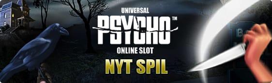 Psycho! Spillemaskine
