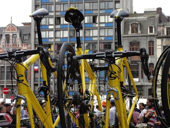 Vind penge på Cykelløb