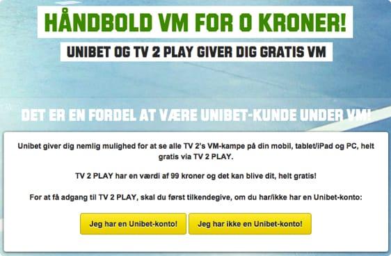 Se Håndbold VM 2015 gratis med TV2 PLAY