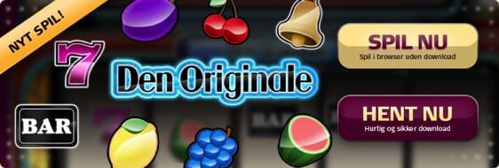 Danske Spilleautomater -  Den Originale