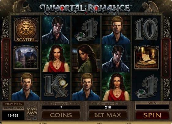 Online Vampyr Spil