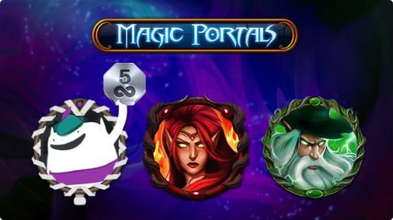 Magic Portals spilleautomat