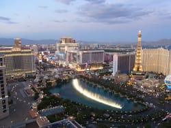 VIP udsigt i Las Vegas
