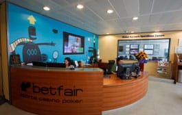 Betfair Reception