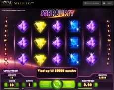 Aarhus Casino Starburst