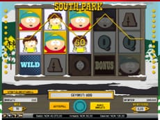 South Park Slotmachine