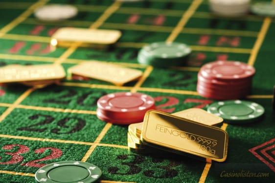 Roulette strategi og teori om roulettehjul
